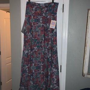 New LulaRoe Maxi Skirt